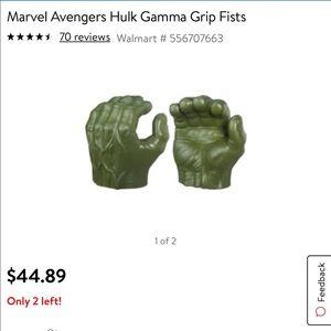 Hulk Gamma Grip Fist 👊